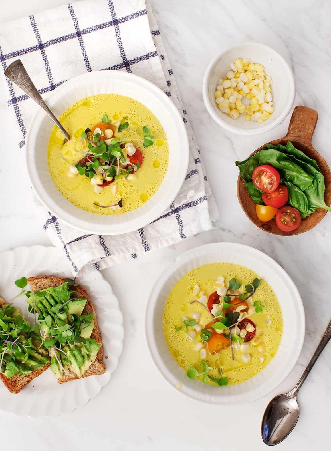 9 Cold Soup Recipes for Hot Summer Days - Love and Lemons