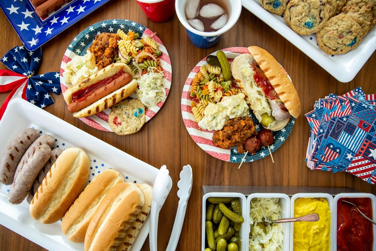 The Ultimate 4th of July Cookout Menu