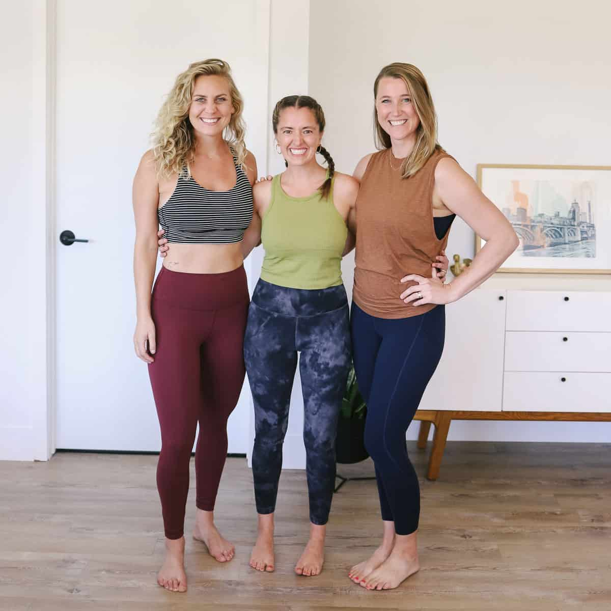 Best lululemon Leggings (for every activity!) - Fit Foodie Finds